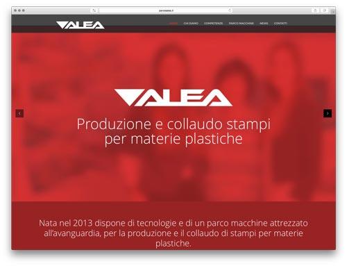 Sviluppo siti web brescia - sito web alea