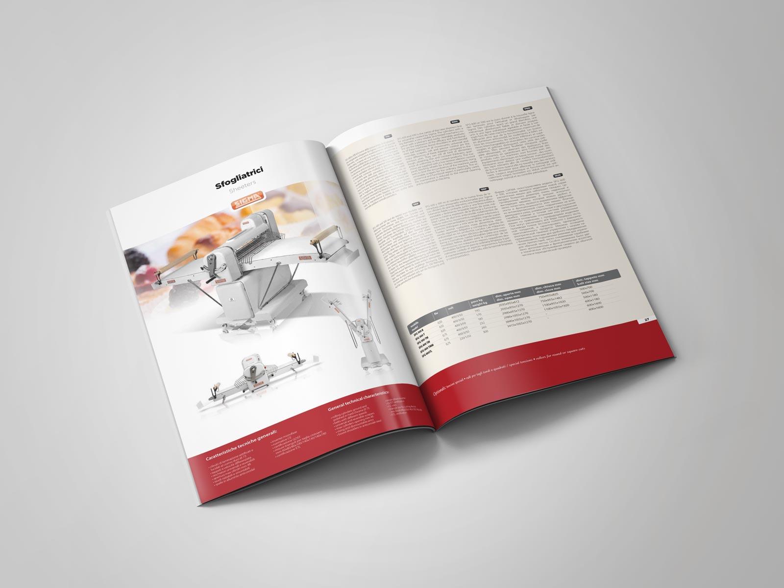 Progettazione Cataloghi Brescia