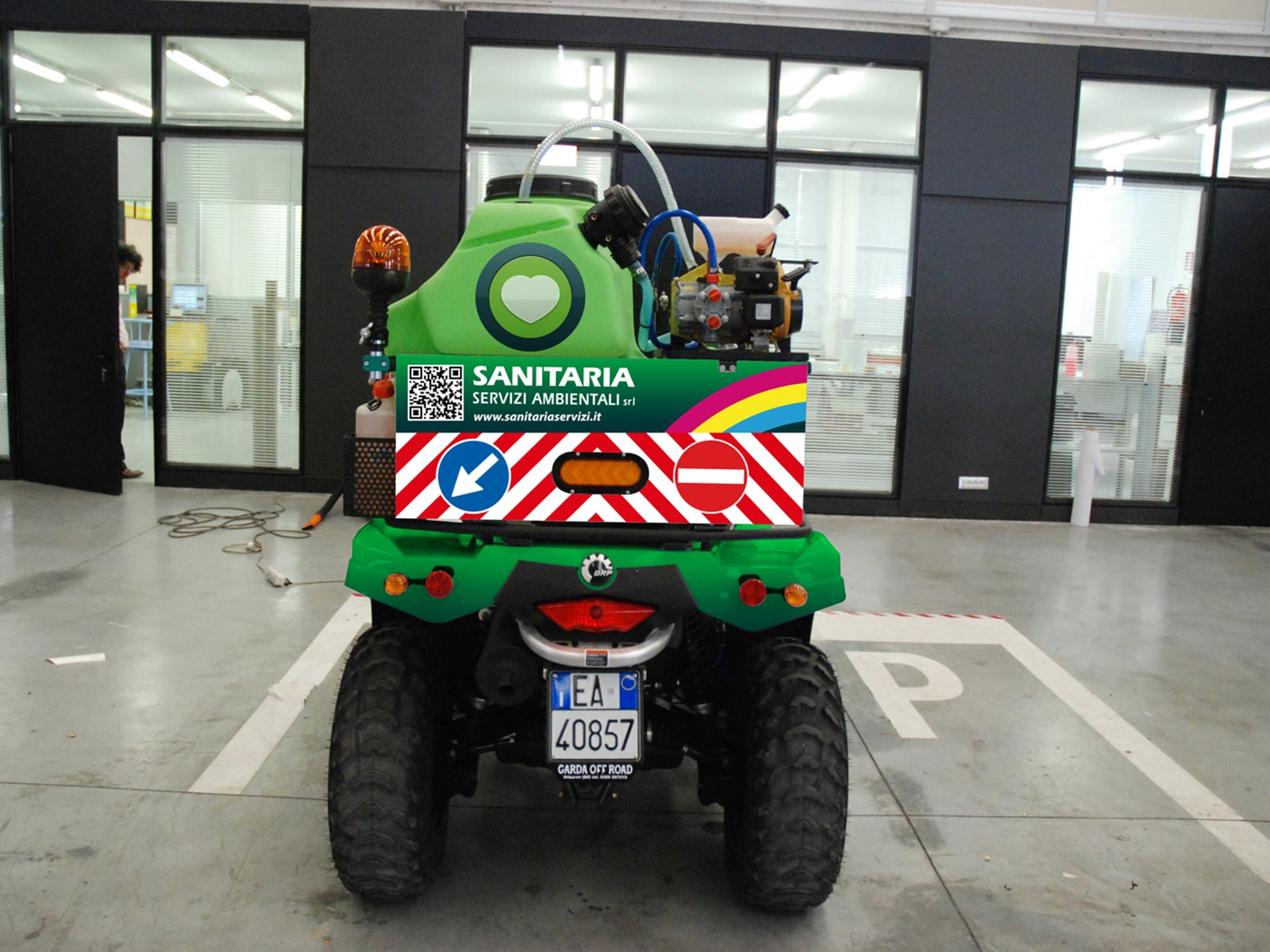 Decorazione Automezzi a Brescia