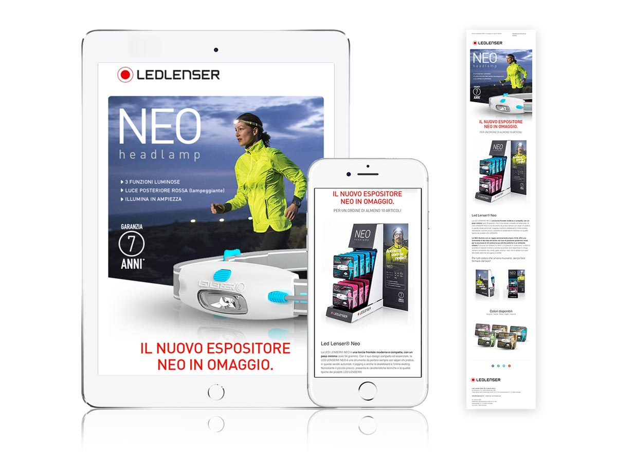 progettazione newsletter Brescia