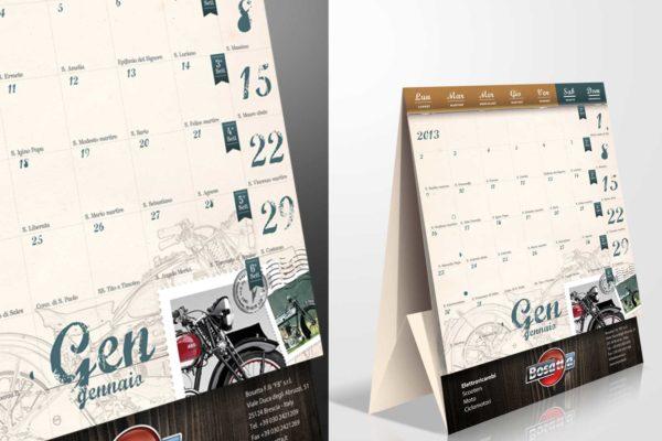 Bosatta Calendario