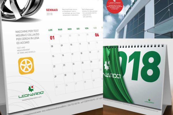 Leonardo Calendario
