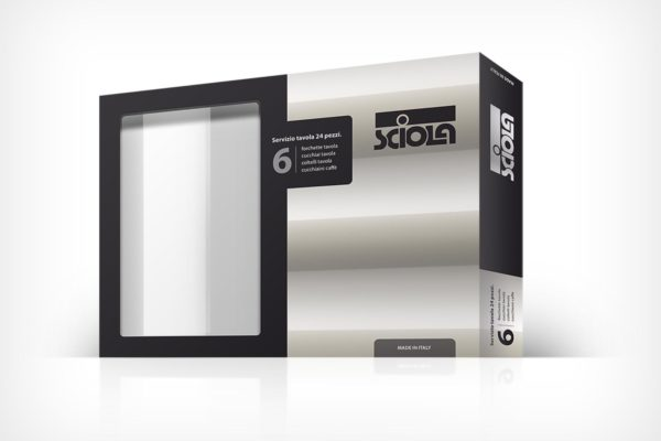 Sciola packaging