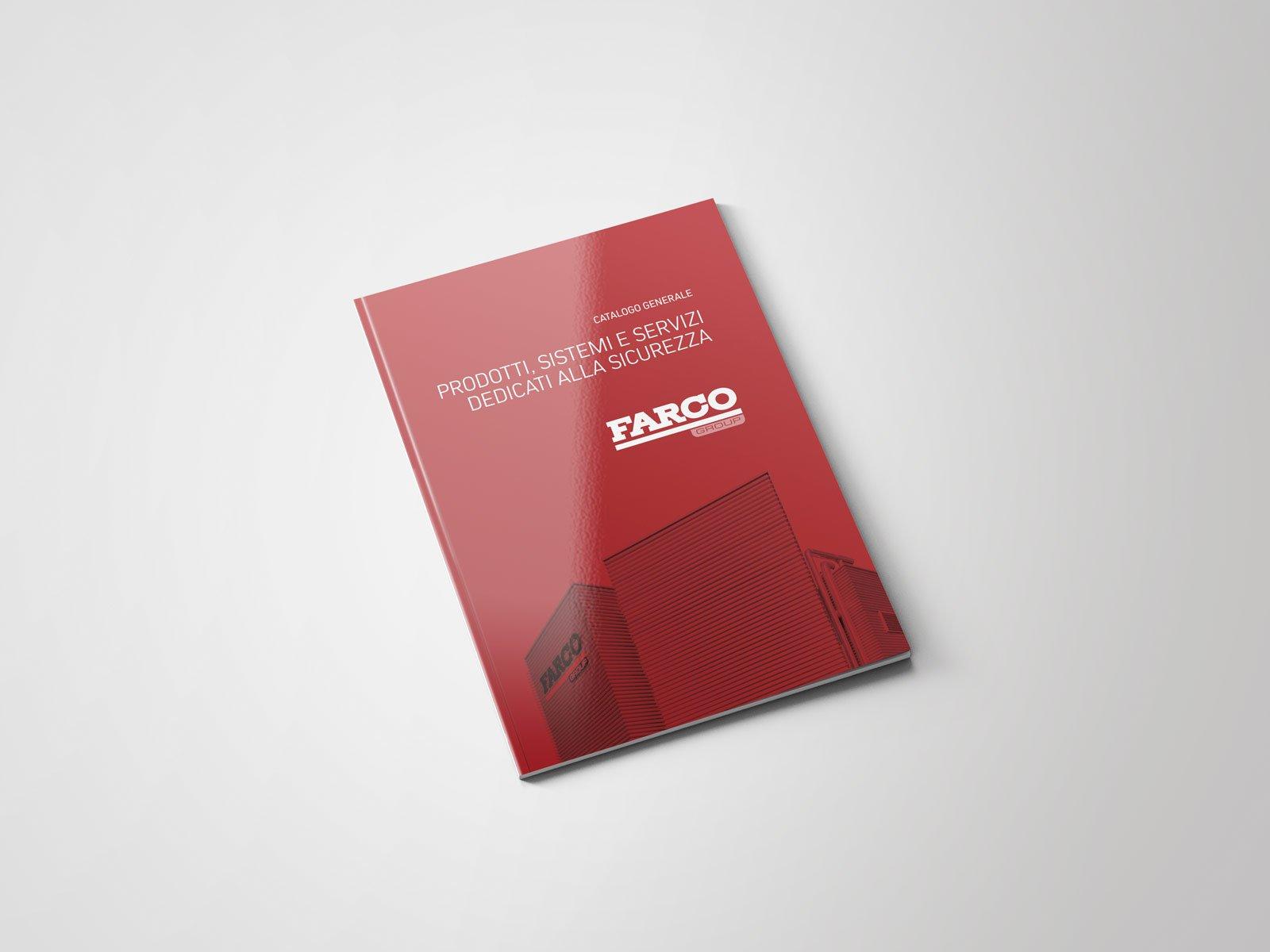 Creazione cataloghi a Brescia. Agenzia P, Farco Group